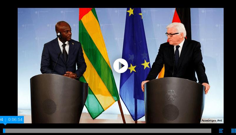 Le chef de la diplomatie togolaise à Berlin-II