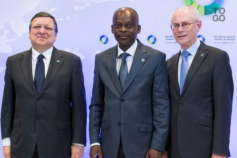 IVème SOMMET UNION UE-AFRIQUE OUVERT A BRUXELLES