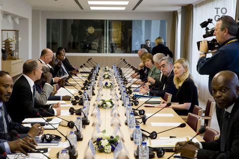 Piraterie maritime : conseil de guerre à Bruxelles