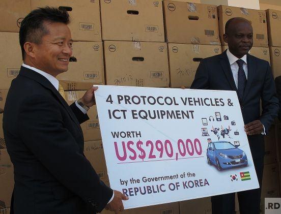 La KOICA appui le Togo pour le sommet de l'UA à Lomé