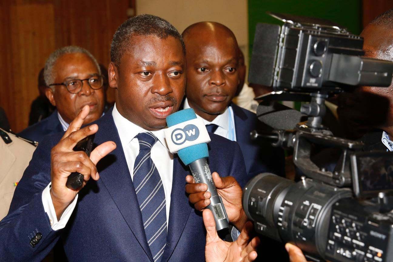 Le comeback du Togo