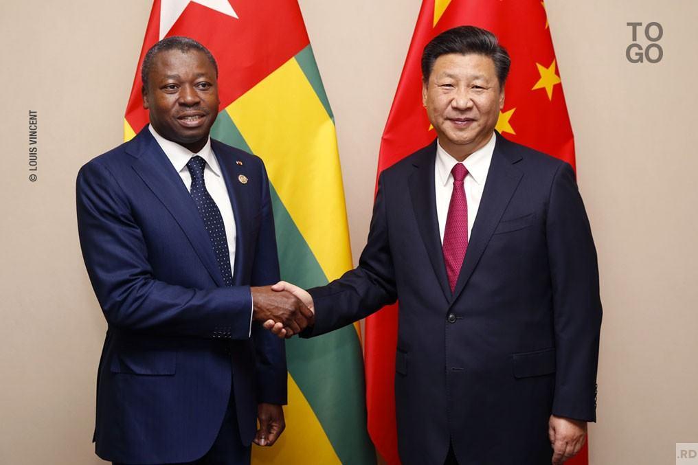 Sommet Chine – Afrique : Faure Gnassingbé s'est entretenu avec Xi Jinping #FOCAC2015