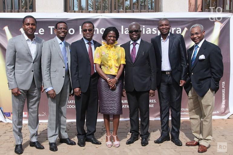 Présentation des Lauréats de « Réussites Diaspora 2016»