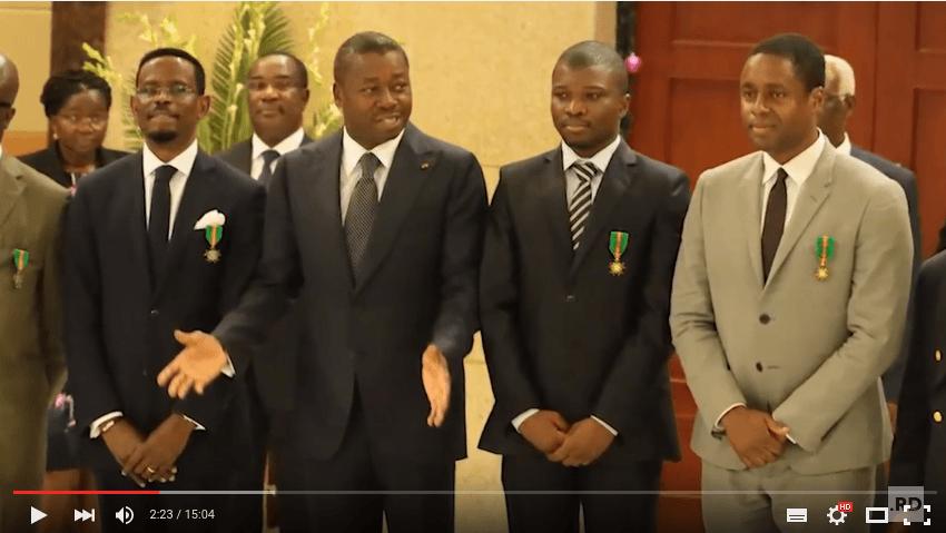 [VIDEO] Le Togo honore sa diaspora – Un retour sur Réussites Diaspora 2016
