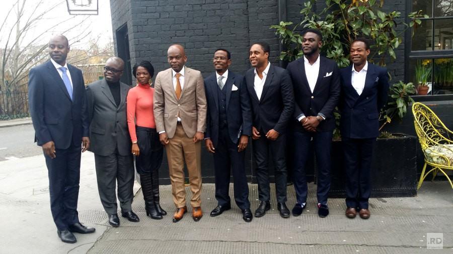 Robert Dussey rencontre la Diaspora togolaise au Royaume-Uni