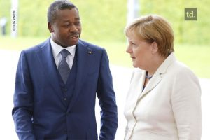 Faure Gnassingbé & Angela Merkel