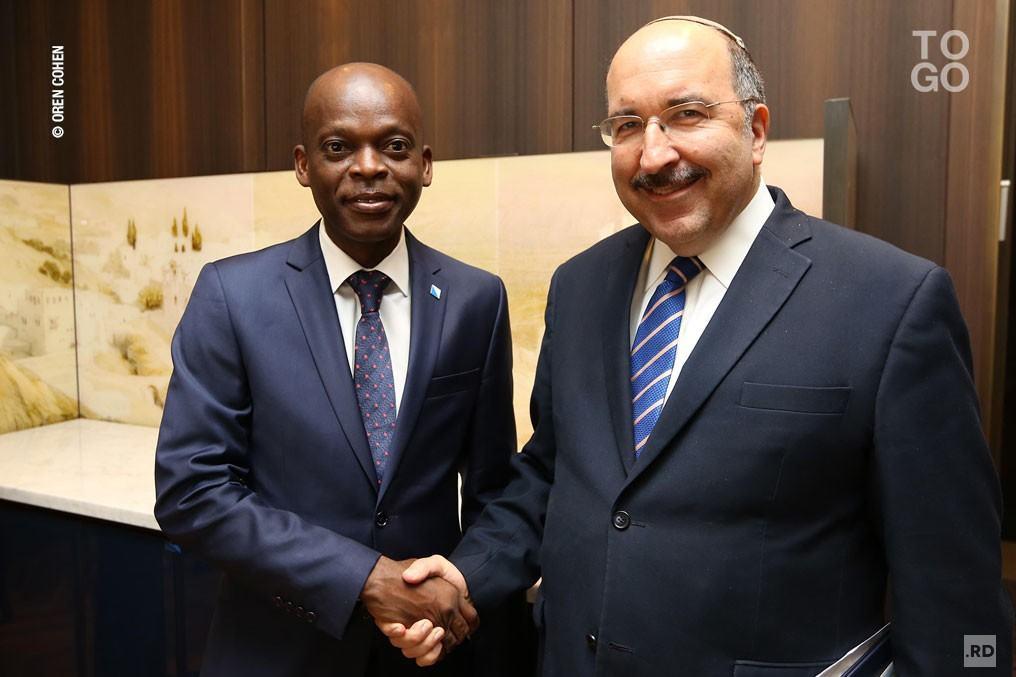 [Interview] L'axe Lomé-Jérusalem : un espoir pour le continent