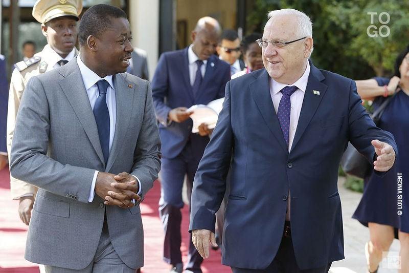 Le Togo se propose d'organiser le premier sommet Afrique-Israël