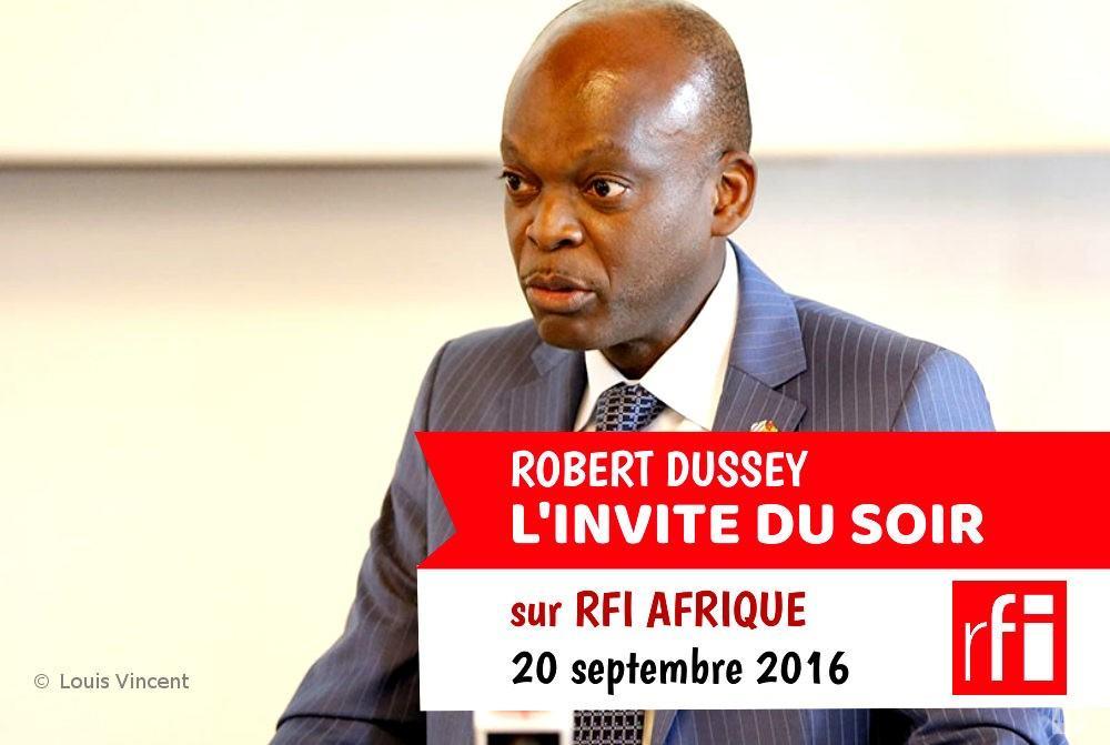[Interview] Robert Dussey : «Nous n'avons pas de courant extrêmiste au Togo»