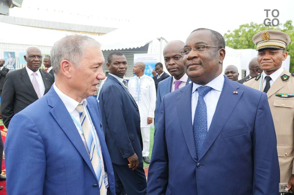 Sommet de Lomé : Des dizaines d'experts parlent sécurité maritime