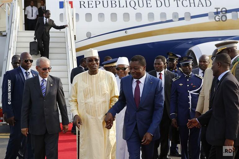Sommet de Lomé : Forte mobilisation de l'Afrique