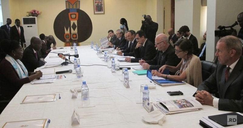Dialogue politique entre le Togo et l'Union Européenne à Lomé