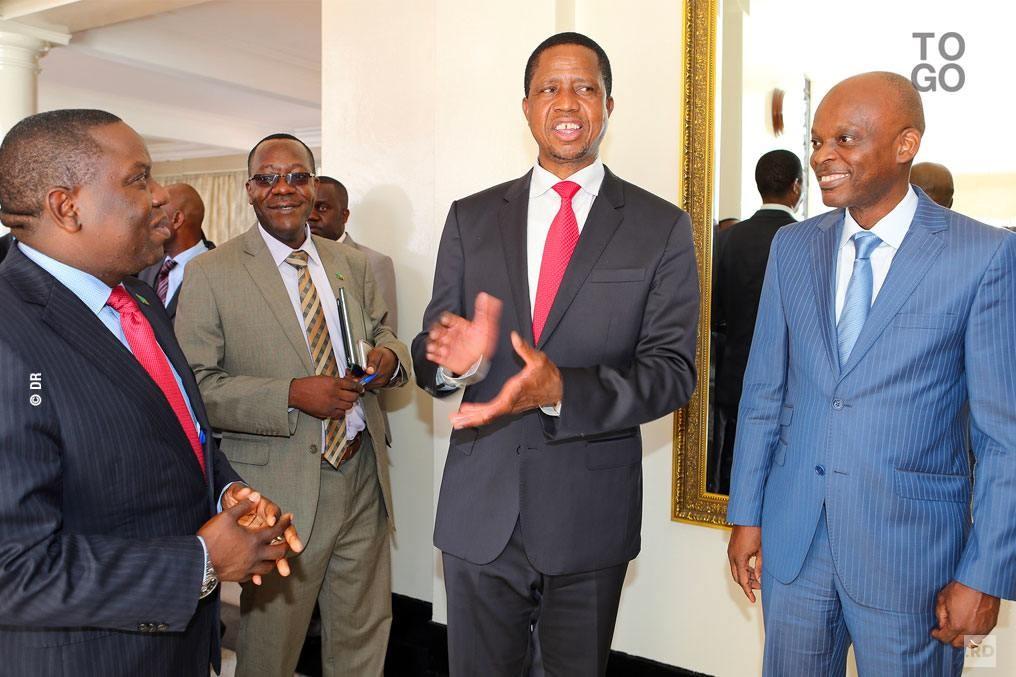 Visite officielle du Ministre Robert Dussey en Zambie : Communiqué de Presse