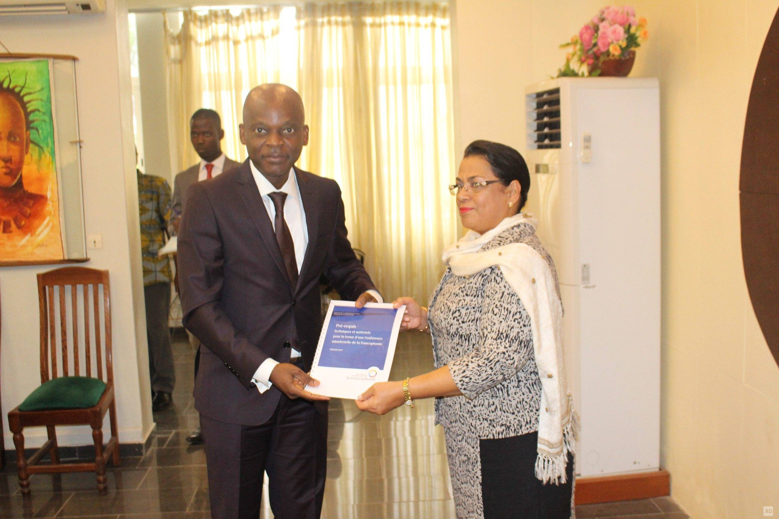 Communiqué de presse : visite de Mme Béatrice Atallah au Togo