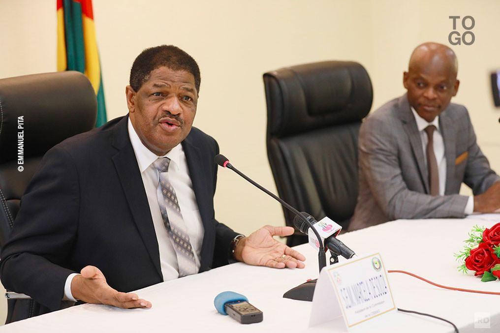 Présentation de la feuille de route du Président Faure Gnassingbé pour la CEDEAO