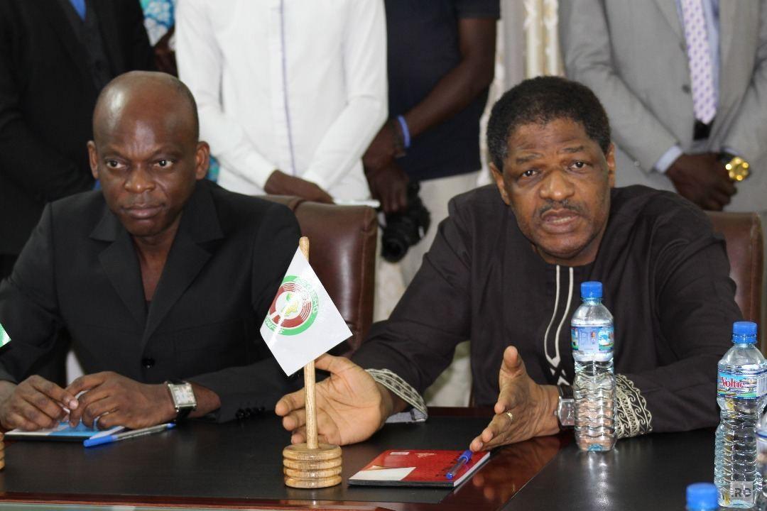 Visite des Institutions de la CEDEAO au Togo