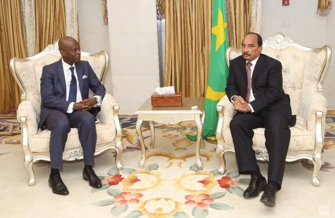 Signature d'un accord d'association entre la CEDEAO et la Mauritanie