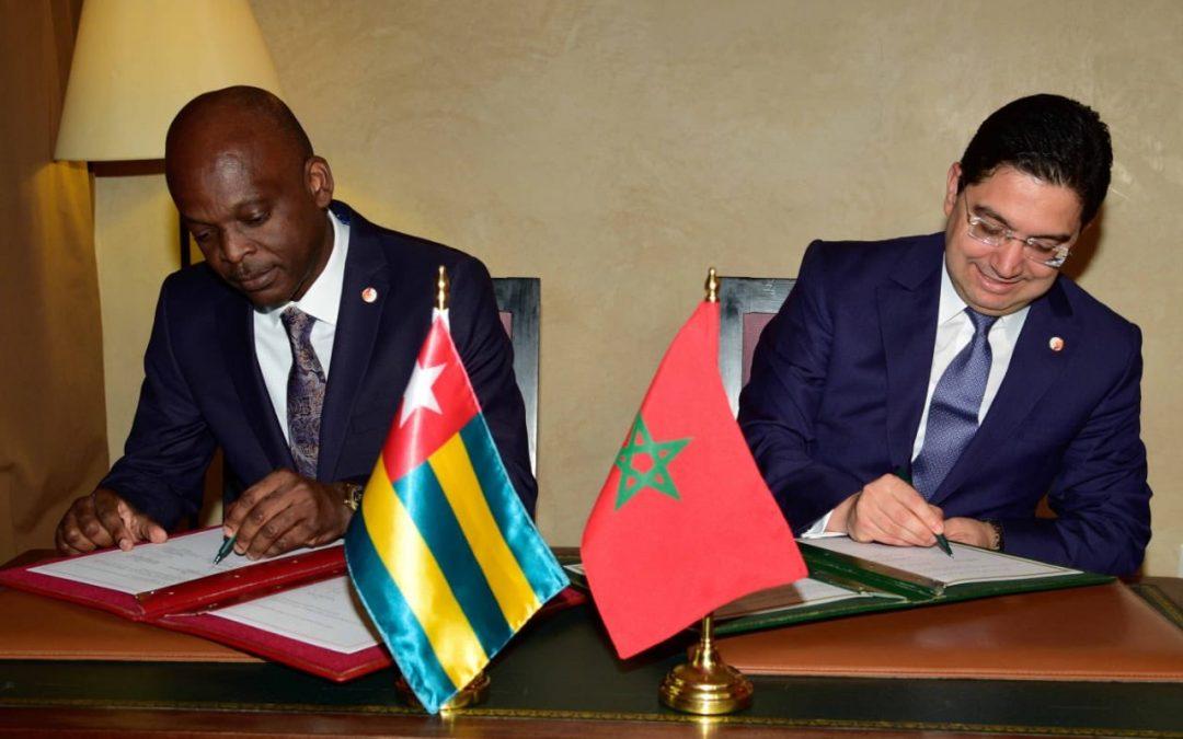 Le Togo et le Maroc annoncent l'exemption de visas diplomatique et de service