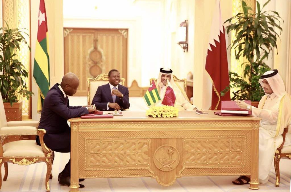 Exemption de Visas diplomatique et de service pour le Qatar