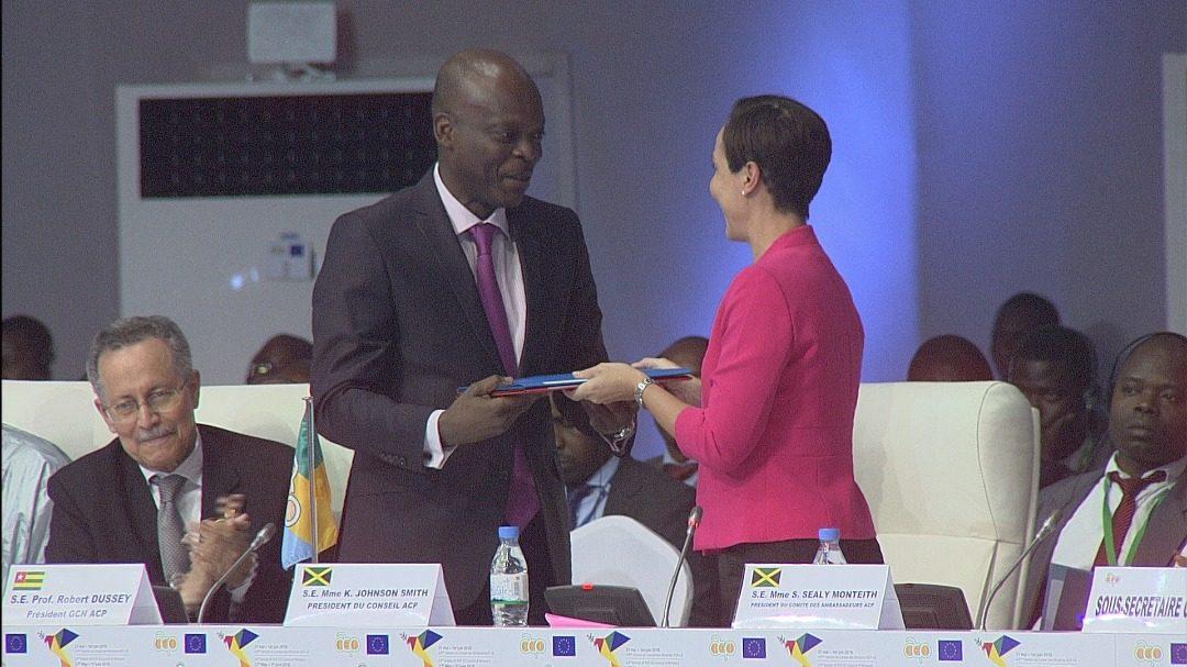 Le Togo est désigné Président du groupe central des négociations ACP (Post Cotonou 2020)