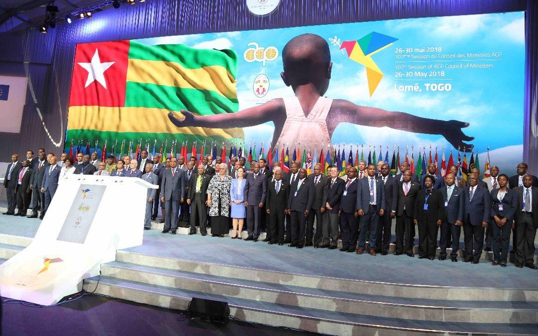 Discours d'ouverture de la 107e session du Conseil des ministres de l'ACP